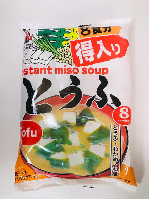 Shinsyuichi Instant Miso Soup Tofu