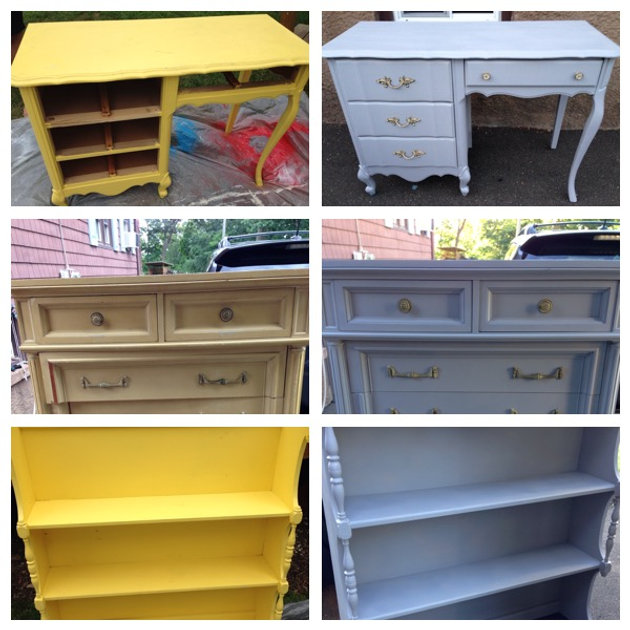 Goodwill Furniture Makeovers Home Classy Rags