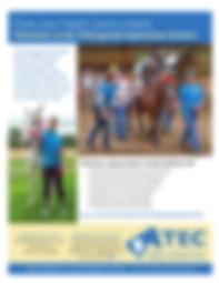 TEC Volunteer Promo Flyer