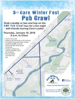 CWF Pub Crawl - frontside