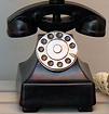 Image of a phone on te Contact Us page for Garden Gate B&B in Caro, MI.