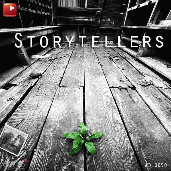"""Album cover """"Storytellers"""""""