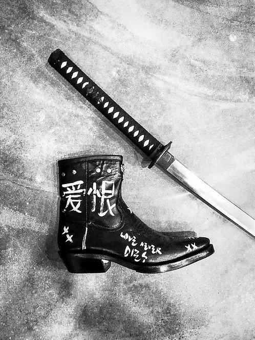 Custom Deckard Boot Blade Runner