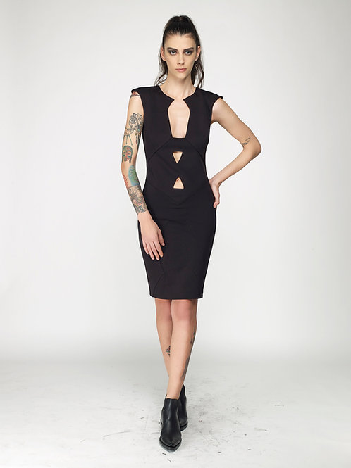 Jesus Coffin Dress