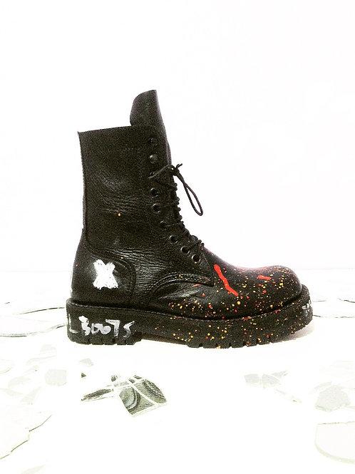 Full Metal Boots