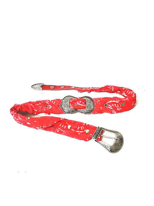Bandana Double Belt