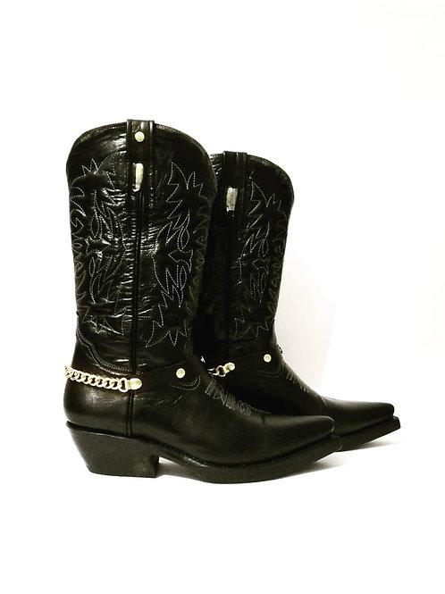 Wild Dark Boot