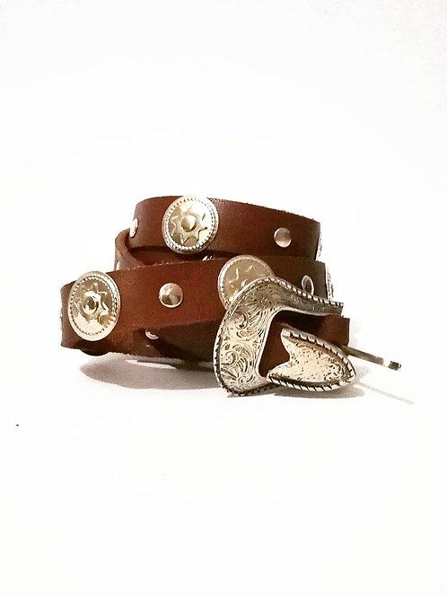 Wyatt Earp Belts