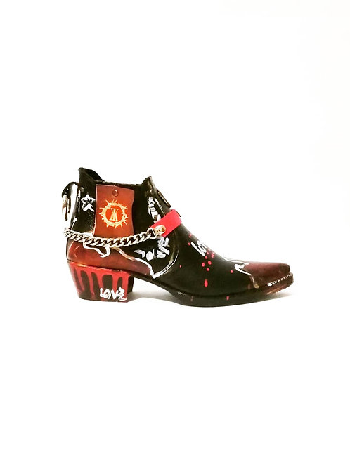 Flames Boots