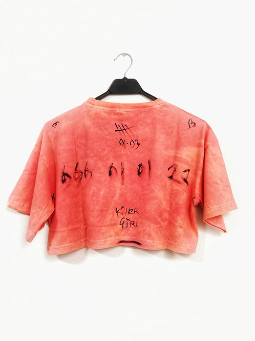 Pink Killer Tshirt