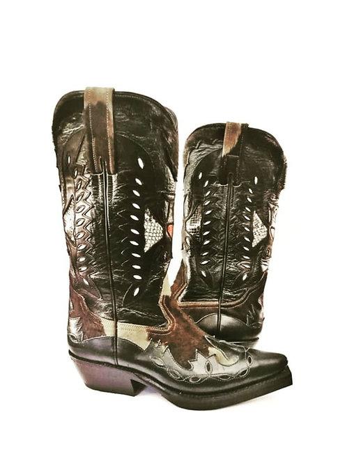 Mohawk Boot