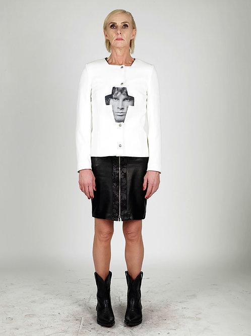 White Cross Jacket