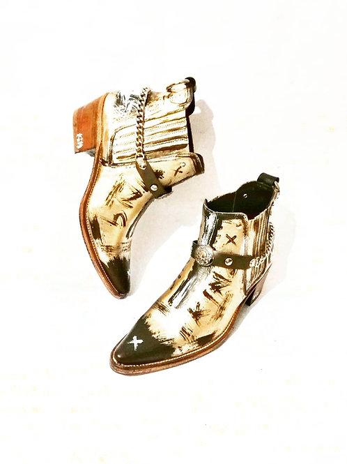Custom Elvis Boot