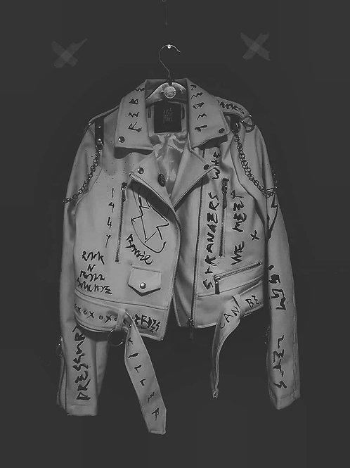 Bowie Custom Vegan Jacket
