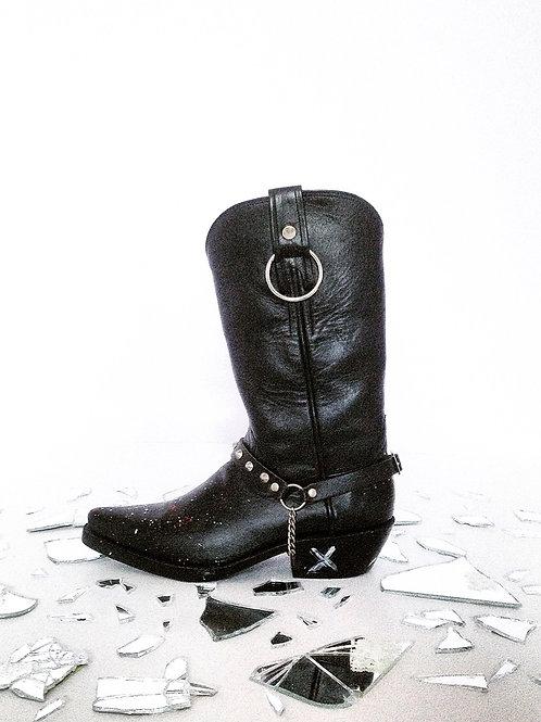 Nancy Chain Boots