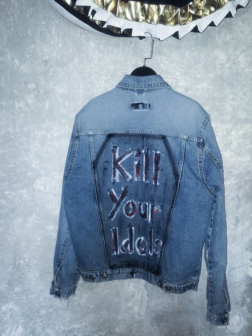 Sex Pistols Denim Jackets