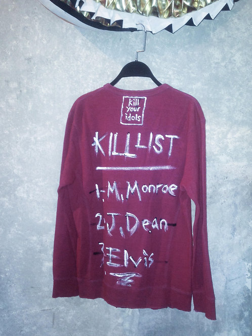 Kill List Double Sweat