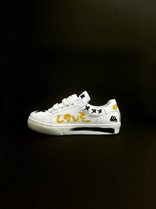 Custom Missy E. Sneaker