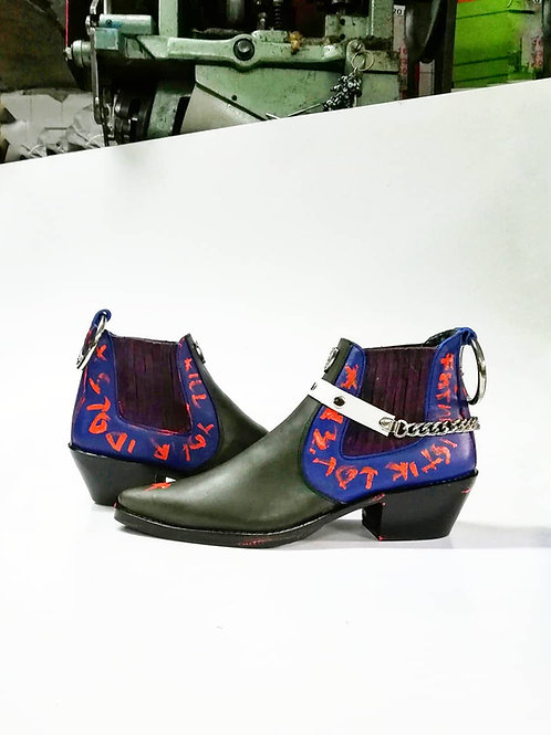 KYI ❌ FL Custom Leather Boot