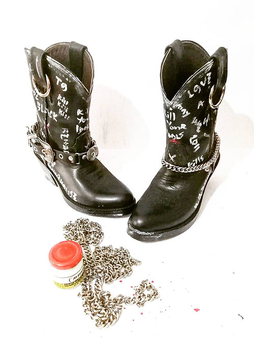 The Amy Boots