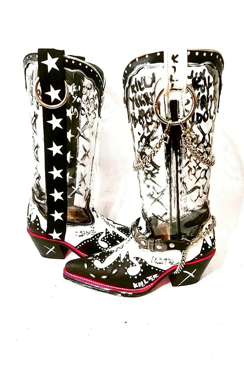 Custom PVC Cowboy