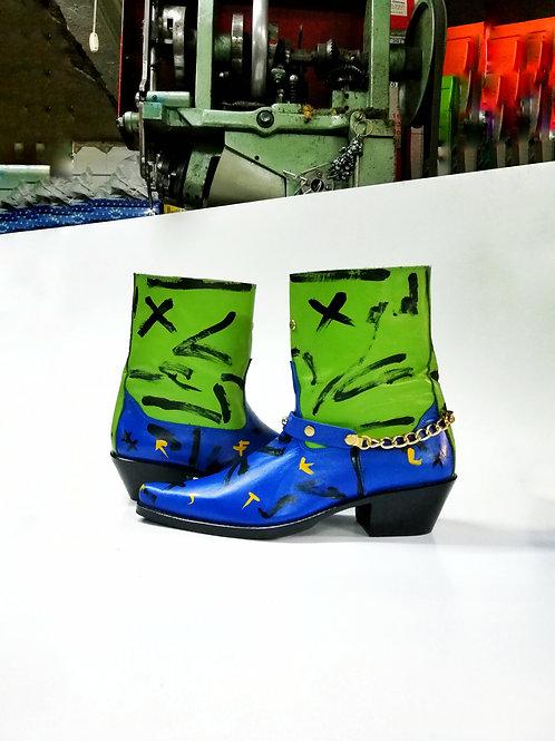 FTRSK LVR Custom Leather Boot