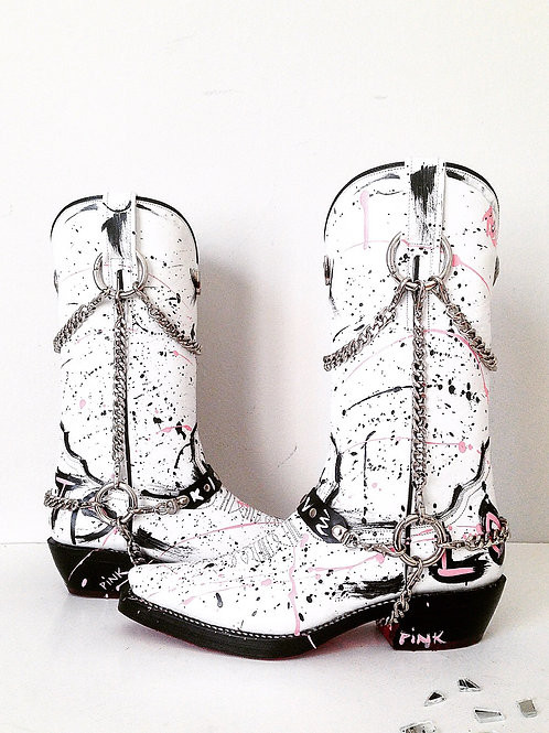 The Bride Boots