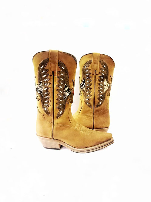 Golden Eagle Boots