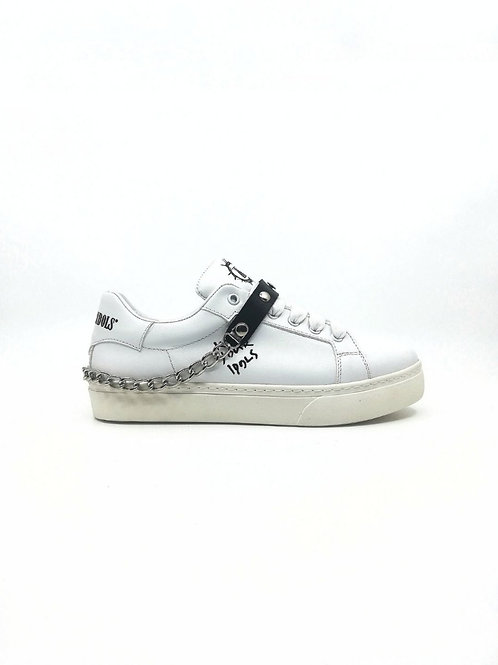 Aaliyah Sneaker White