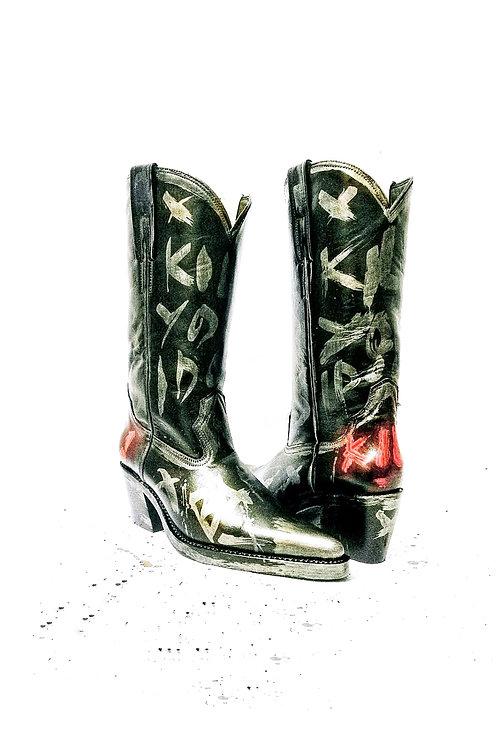 Harmonica Boots