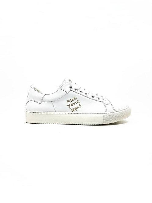 Run DMC Sneaker Gold