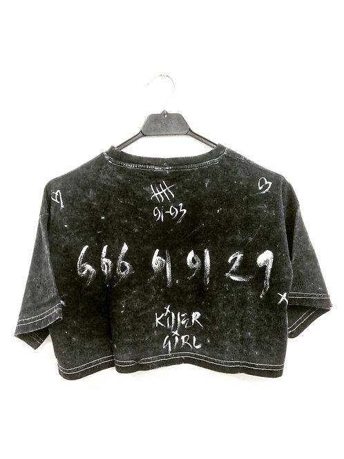 Black Killer Tshirt