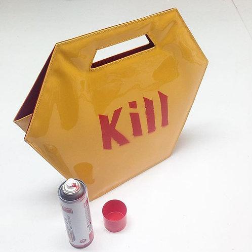 'KILL' Coffin Tote