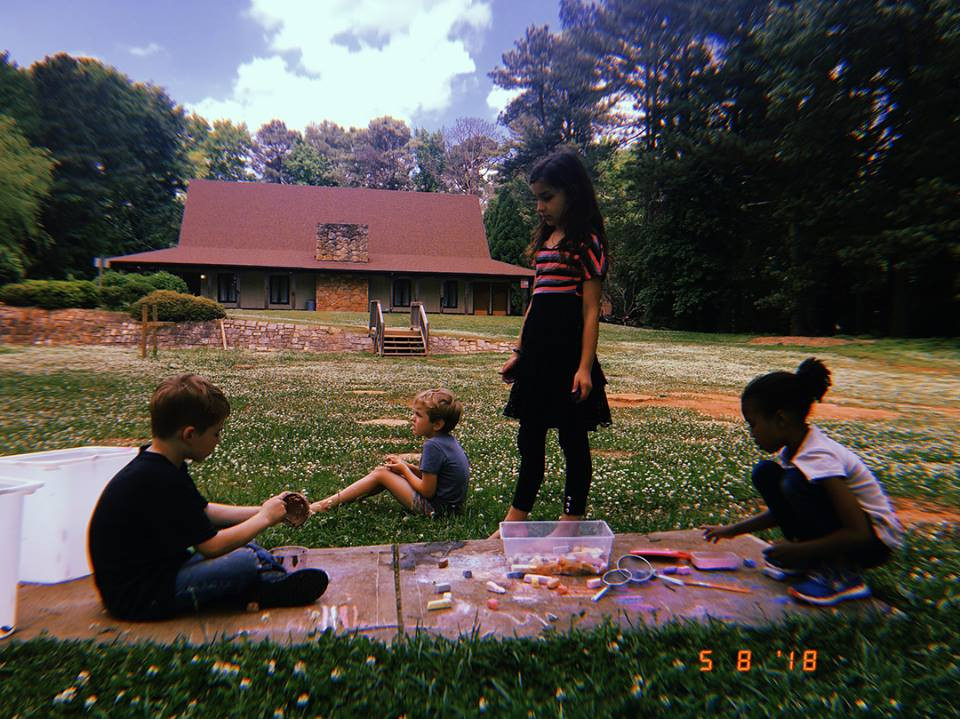 unschooling in community atlanta