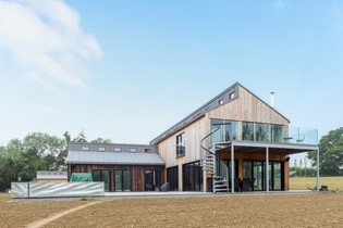 Tin House Barn