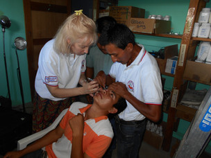 Meeting Vision Care Needs in Peten