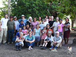 Reflections on our Visit to El Naranjo - February 2020