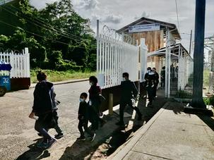 El Ceibo—CHWs respond to a humanitarian crisis
