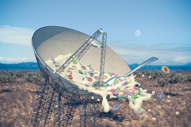 Radar Cereal