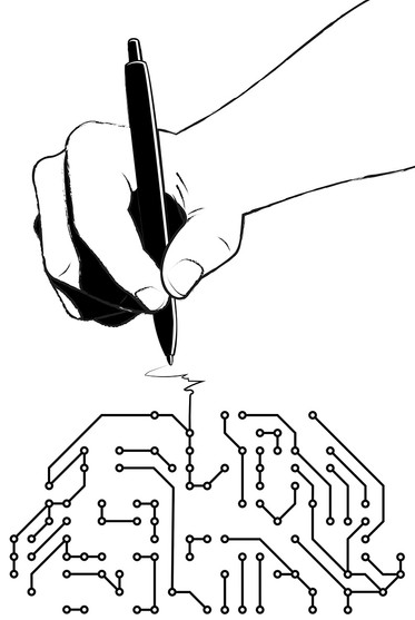 Hand Graphic