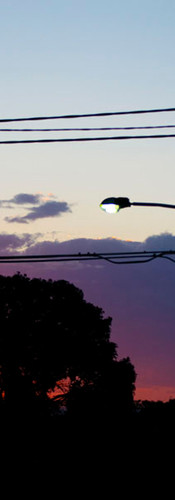 Sunset Powerlines