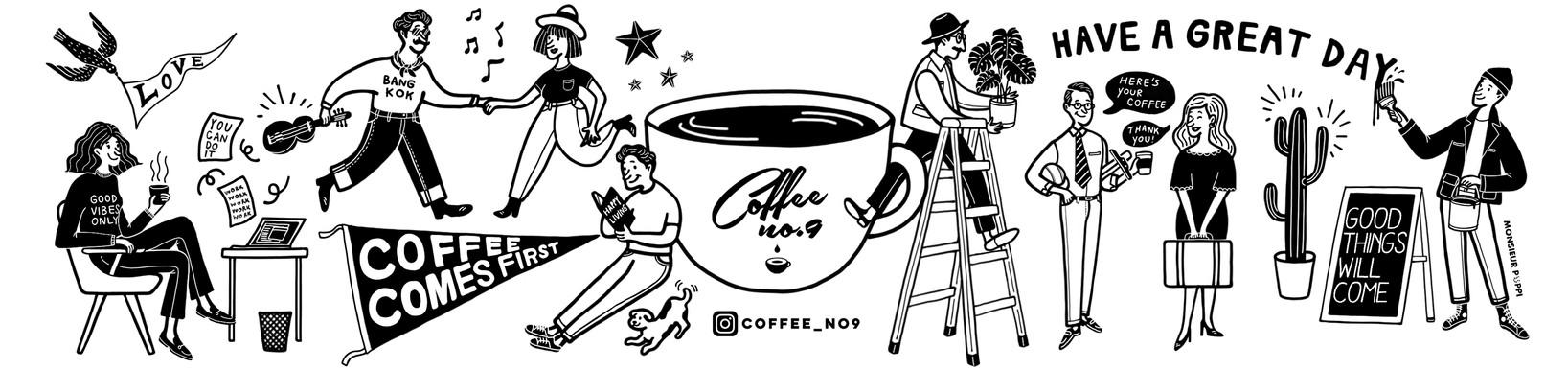 COFFEE NO.9
