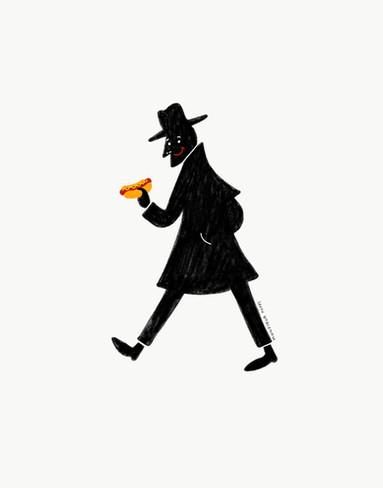 Mr. New Yorker.