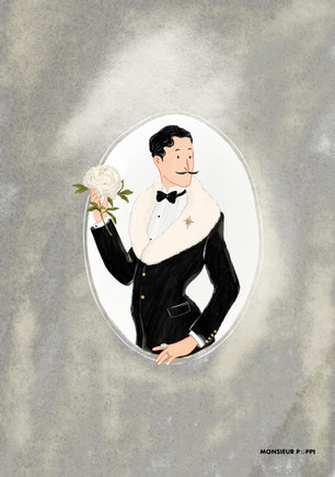 Monsieur Peony