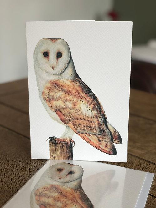 'Twilight' Greetings Card