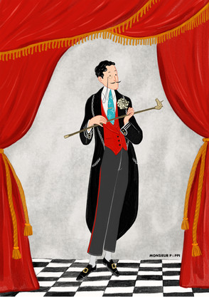 Monsieur Magician