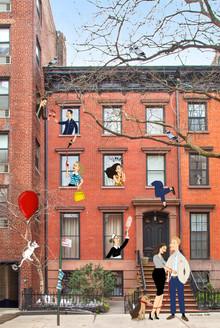 Upper East Side.