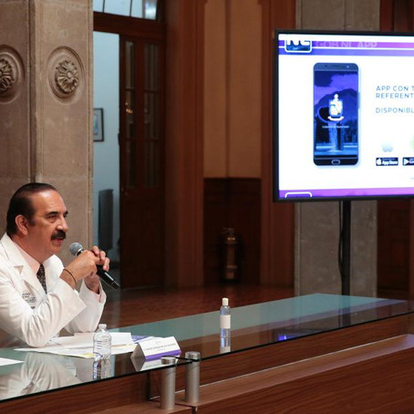 Lanzan App para monitorear el Covid19