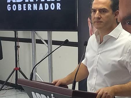 Vinculan a Samuel con el célebre narco El June... Presenta Adrián un vídeo