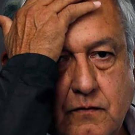 Juntan firmas, desde Mexicali, para exigir a López Obrador que deje la Presidencia